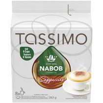 Disques individuels T DISC de café de cappuccino Nabob Tassimo