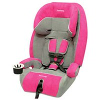 Harmony Defender 360 3-in-1 Convertible Car Seat Pink