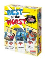 Jeu de cartes Best of the Worst -The Game of Life's Lesser Moments! d'Endless Games- Seulement en anglais