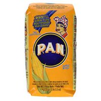 P.A.N. Pre-Cooked Yellow Gluten Free Corn Meal