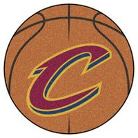 Fanmats NBA Cleveland Cavaliers Round Rug