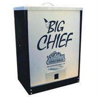Smokehouse Big Chief Front Load Black Electric Smoker