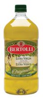 Bertolli Huile D'Olive Extra Vierge