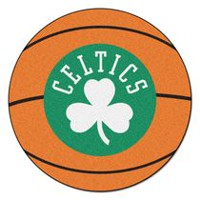 Fanmats NBA Boston Celtics Round Rug