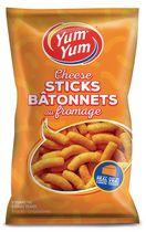 Bâtonnets au fromage Yum Yum assaisonné