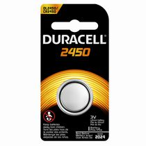 Duracell 2450 Lithium Coin Button Battery