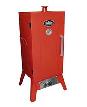 Smokehouse Gas Red Smoker Cooker