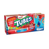 Tubes by Yoplait Finding Dory Cherry/Strawberry Yogurt