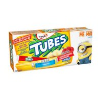 Tubes by Yoplait Minions Raspberry/Banana Yogurt - Limited Edition
