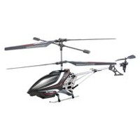 Sky Rover Exploiter S 2.4 g 3-Channel with Gyro Black Outdoor Helicopter