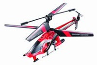 Sky Rover Navigator Helicopter - Red