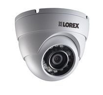 Lorex by FLIR LEV1522 Series 720p HD Outdoor Eyeball Dome Security Camera