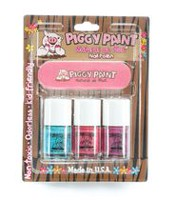 Piggy Paint Natural as Mud Nail Polish Set
