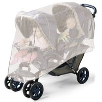 Jolly Jumper Double Stroller Net