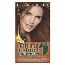 Clairol Natural Instincts Hair Colour Light Caramel Brown