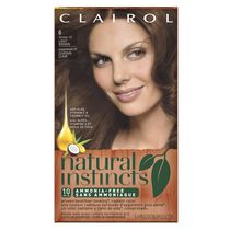 Clairol Natural Instincts Hair Colour Light Brown