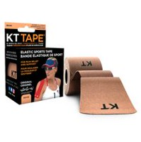 KT TAPE Original Beige Therapeutic Kinesiology Elastic Sports Tape