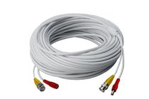 Lorex by FLIR High Performance BNC Video/Power Cable for Lorex Security Camera Systems