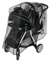 Weathershield for Tandem/Travel Strollers