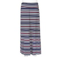 George Plus Women's Maxi Skirt with Foldover Waist Navy 2X