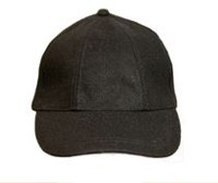 Gray Nicolls County Black Melton Cap