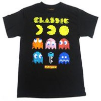 Pacman Men's Short Sleeve Graphic T-shirt S