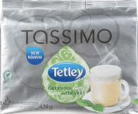 Tassimo Tetley Green Tea Latte