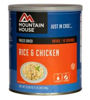 Riz et poulet Mountain House