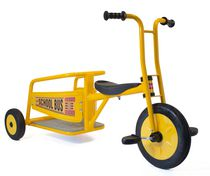 Italtrike Atlantic School Bus Tricycle