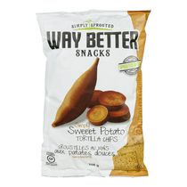 Way Better Snacks Sweet Potato Tortilla Chips