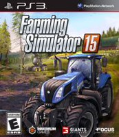 Farming Simulation 15 (PS3 Game)