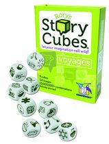 Gamewright Rory's Story Cubes Voyages Family Dice Game - English Only