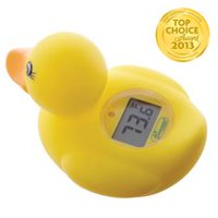 Dreambaby Room & Bath Thermometer Duck