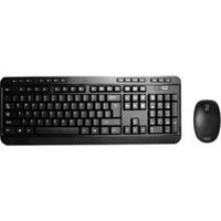 EasyTouch 1300 Black  2.4 GHz Wireless Desktop Keyboard & Mouse Combo
