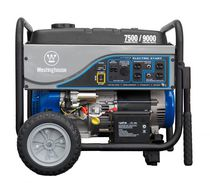 Westinghouse Gasoline Powered Portable Generator with Electric Start