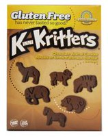 Kinnikinnick Chocolate Animal Cookies