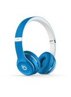 Beats Solo 2 Luxe Edition Wired On-ear Headphones Blue