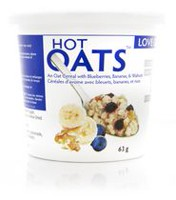 "Love Grown -""Hot Oats"" Blueberry, Banana & Walnut Cereal"