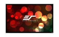 Elite Screens ezFrame Series 110-inch Fixed Frame Home Theater Projection Screen