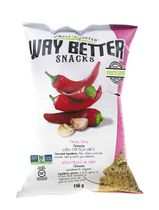 Way Better Snacks Spicy Sriracha Corn Tortilla Chips
