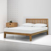 Matelas en mousse à mémoire de forme de 6 po de Spa Sensations Grand 2 places