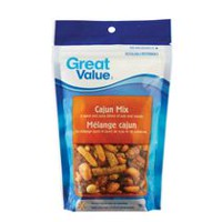 Great Value Cajun Mixed Nuts and Snacks