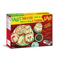 Create A Treat Ugly Sweater Cookie Kit
