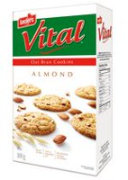 Vital Almond Oats Bran Cookie