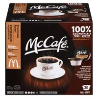 McCafé Premium Medium Dark Roast Coffee Pods