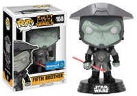 Funko POP Star Wars Rebels Walmart Exclusive - Fifth Brother Vinyl Action figure