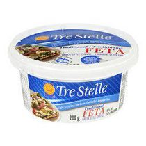 Tre Stelle Fromage feta traditionnel léger