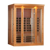 Canadian Spa Co. Banff 3 Person Far Infrared Sauna