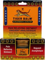 Tiger Balm Onguent analgésique - ultra fort