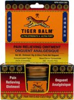 Tiger Balm Pain Relieving Ointement , Ultra Strength